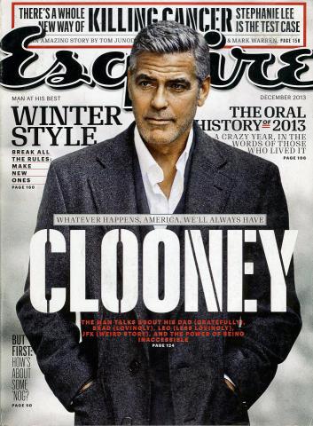 Esquire December 1, 2013