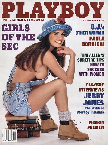 Playboy Magazine October 1, 1994