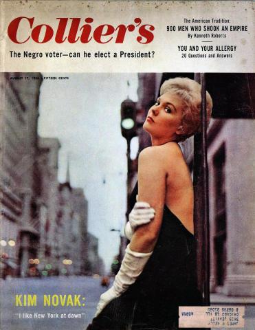 Collier's Magazine August 17, 1956