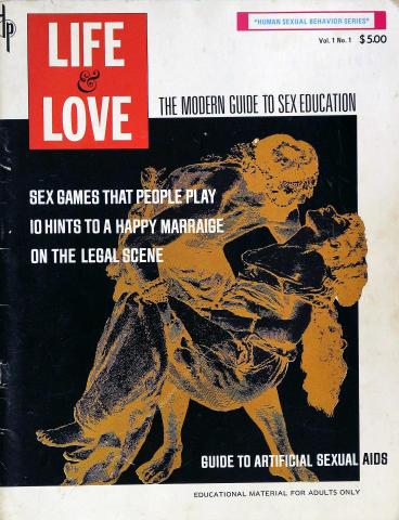 Life & Love Vol. 1 No. 1