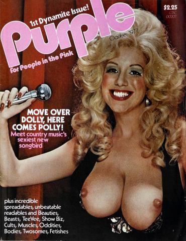 Purple Magazine October 1977