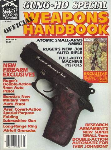 Gung-Ho Official Weapons Handbook