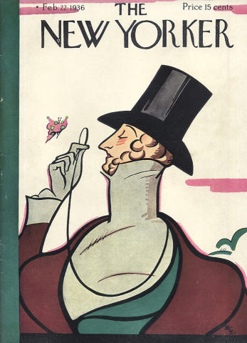 The New Yorker February 22, 1936