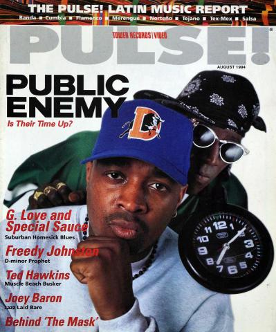 Pulse! Magazine August 1994