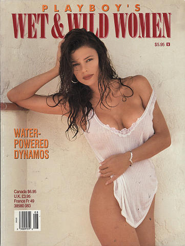 Playboy's Wet & Wild Women