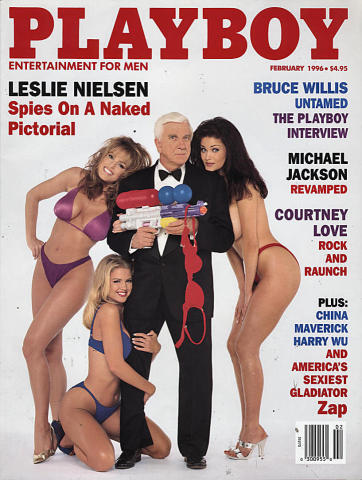 Playboy Magazine February 1, 1996