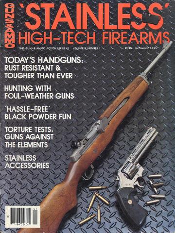 Stainless High-Tech Firearms Vol. 3 No. 1
