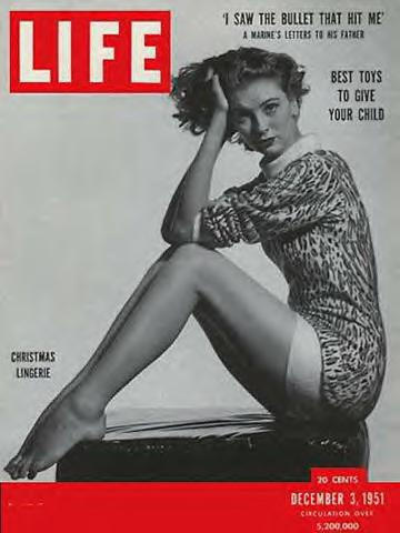 LIFE Magazine December 3, 1951