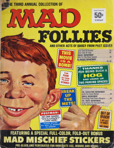The Third Annual Collection of MAD Follies