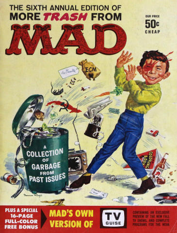 The Sixth Annual Edition of More Trash From MAD