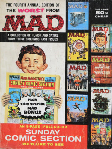 The Fourth Annual Edition of the Worst From MAD