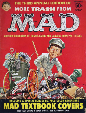 The Third Annual Edition of More Trash From MAD