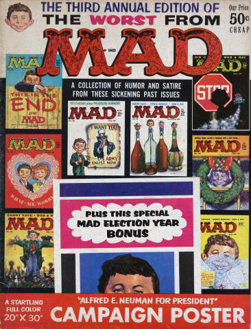 The Third Annual Edition of the Worst From MAD