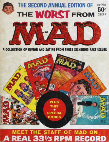 The Second Annual Edition of the Worst From MAD