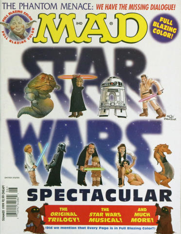 MAD Star Wars Spectacular