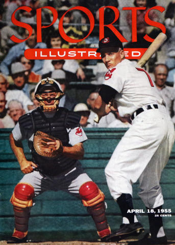 Sports Illustrated April 18, 1955