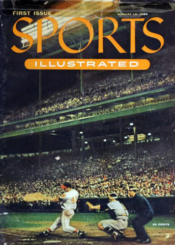 Sports Illustrated August 16, 1954