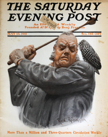 The Saturday Evening Post May 13, 1911