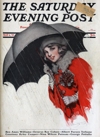 The Saturday Evening Post May 6, 1922
