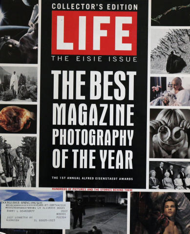 LIFE Collector's Edition Eisie Issue