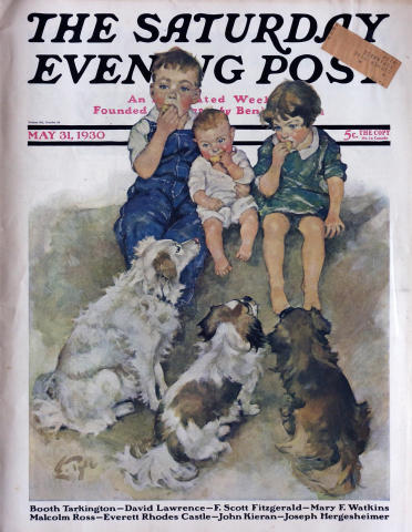 The Saturday Evening Post May 31, 1930