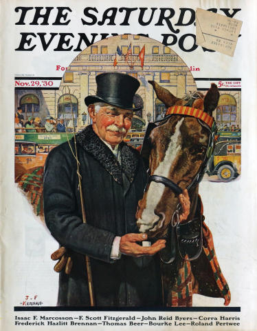 The Saturday Evening Post November 29, 1930
