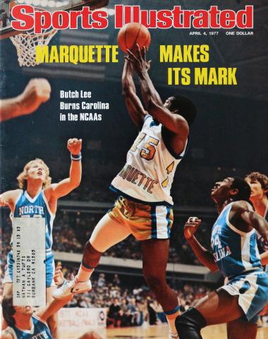 Sports Illustrated April 4, 1977