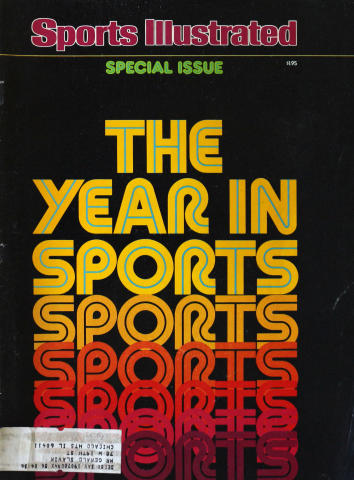 Sports Illustrated A Year in Sports 1978