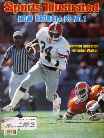 Sports Illustrated November 17, 1980