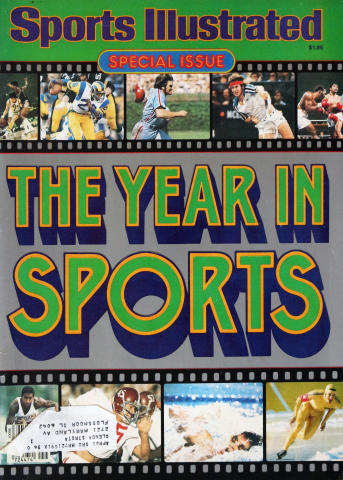 Sports Illustrated The Year in Sports 1980