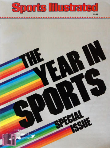 Sports Illustrated The Year in Sports 1981