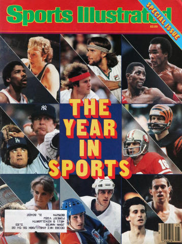 Sports Illustrated The Year in Sports 1982