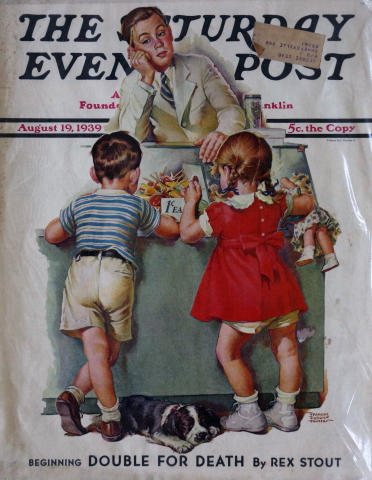 The Saturday Evening Post August 19, 1939