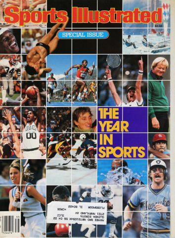 Sports Illustrated The Year in Sports 1983