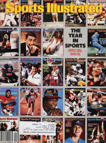 Sports Illustrated The Year in Sports 1984