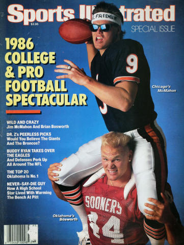 Sports Illustrated Special Issue 1986