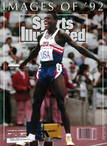 Sports Illustrated Images of '92 1993