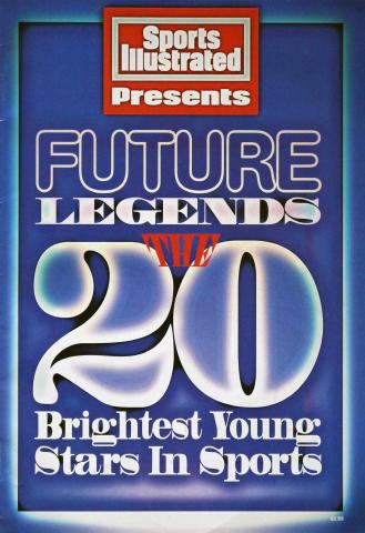 Sports Illustrated Future Legends 1995