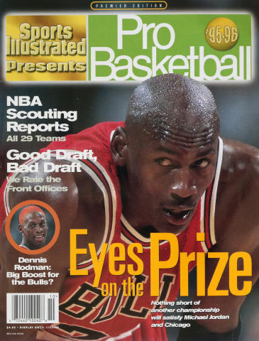 Sports Illustrated Presents Pro Basketball 1995