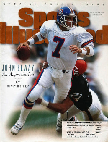 Sports Illustrated Special Double Issue 1996
