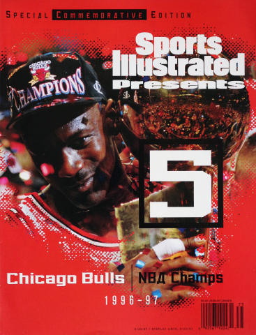 Sports Illustrated Special Commemorative Issue 1996