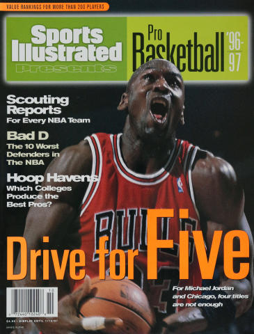 Sports Illustrated Presents Pro Basketball 1996