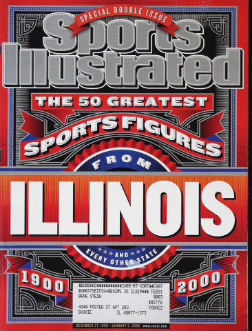 Sports Illustrated Special Double Issue 1999
