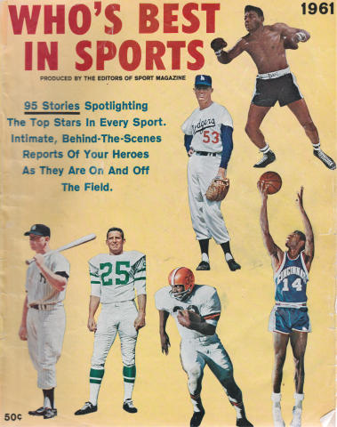 Sport Who's Who In Sports 1961