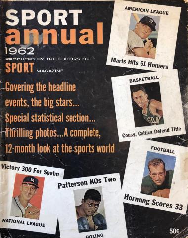 Sport Annual 1962