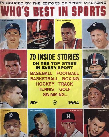 Sport Who's Best In Sports 1964