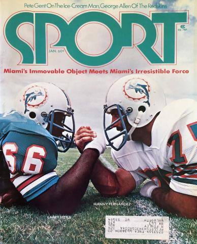 Sport Magazine January 1974