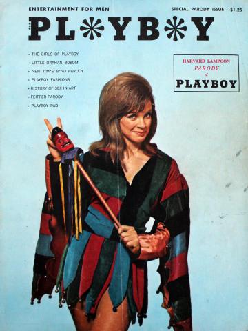 Playboy Special Parody Issue