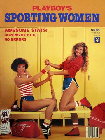 Playboy's Sporting Women