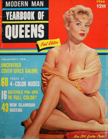 Modern Man YEARBOOK OF QUEENS Vol.1 No.1